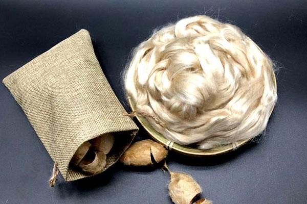 蚕丝纱线的鉴别方法与优点